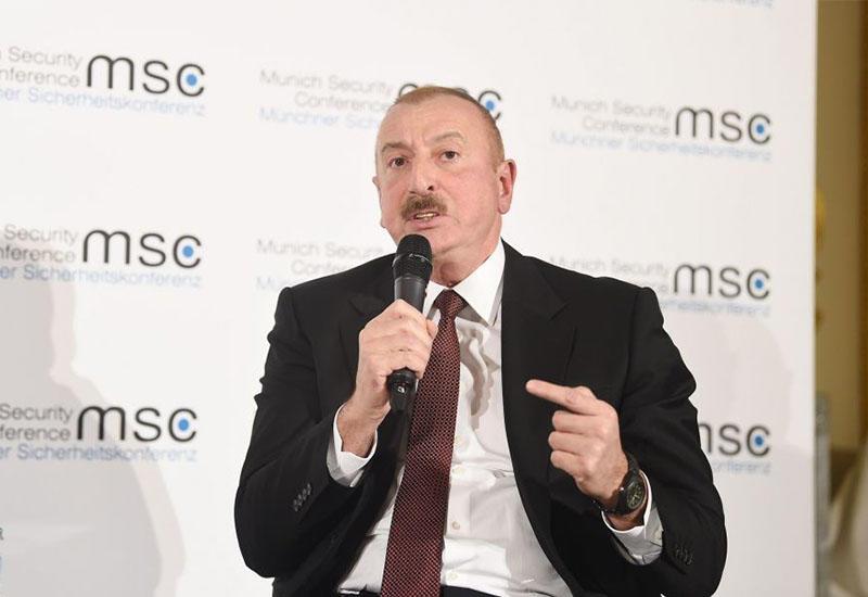 Президент Ильхам Алиев: Армяне уничтожили наше культурное наследие на оккупированных территориях