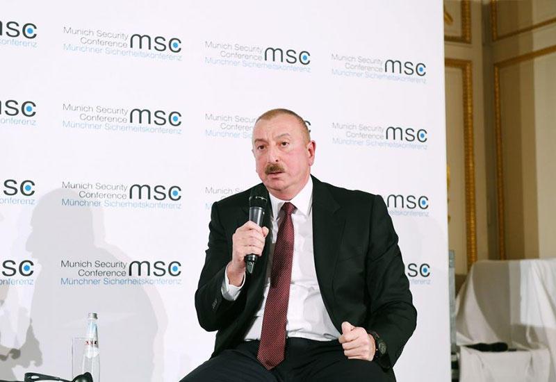 Президент Ильхам Алиев: Все лидеры Армении разными способами пытались сохранить существующий статус-кво