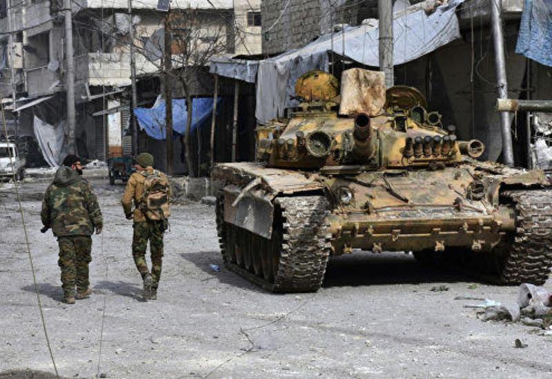 Сирийские войска вошли в три западных предместья Алеппо после разгрома террористов