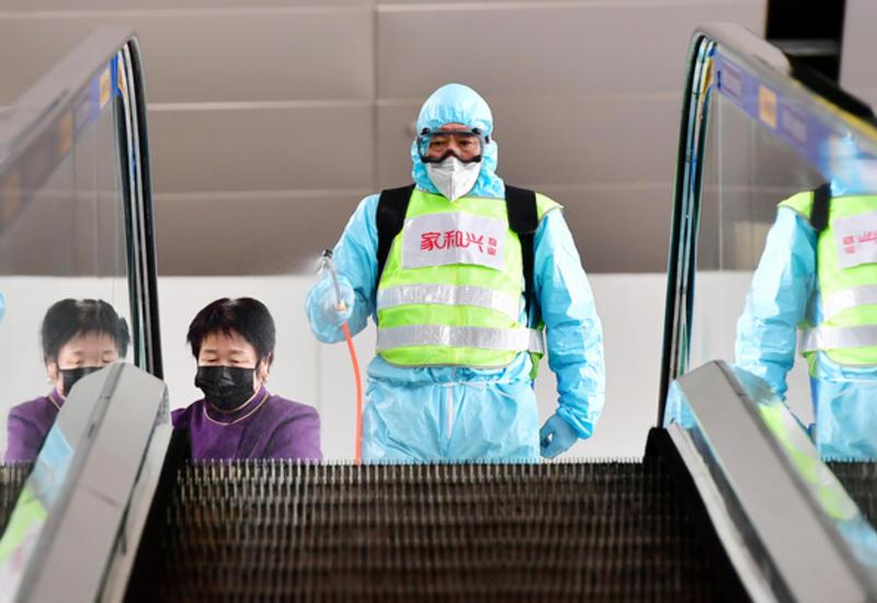 В «Поднебесной» засокрытие коронавируса вводят смертную казнь