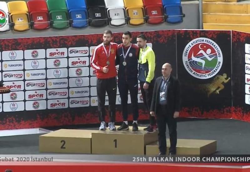 Азербайджанский спортсмен завоевал золото на чемпионате в Турции