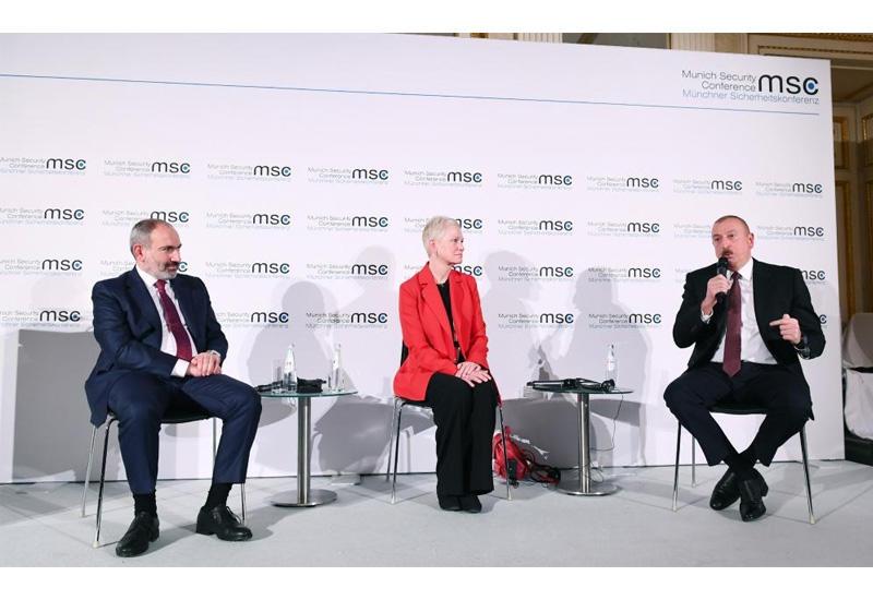 Разоблачив измышления армян, Президент Ильхам Алиев показал всему миру их истинное лицо
