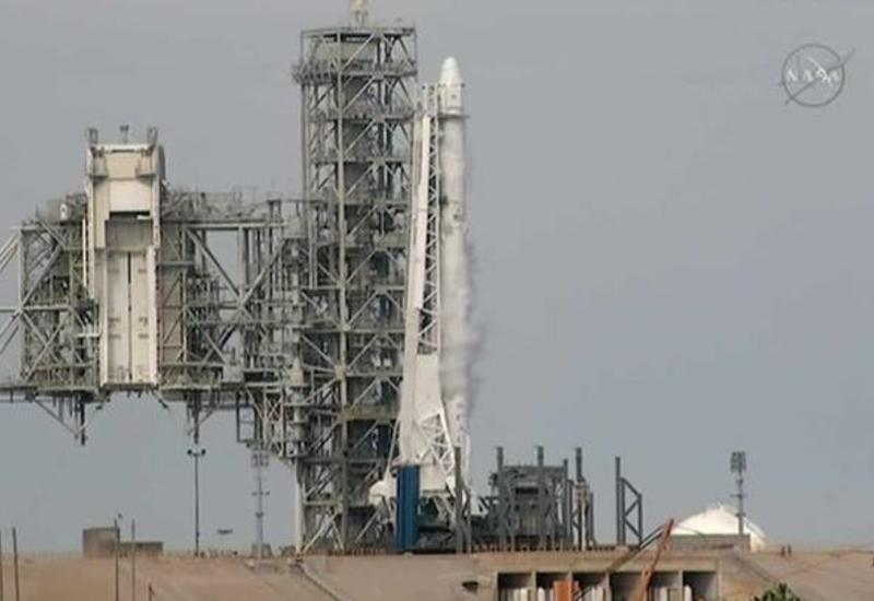 Пуск носителя Falcon 9 отложен