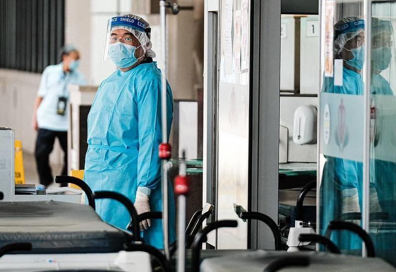 Число зараженных коронавирусом в Хубэе превысило 56 тыс.