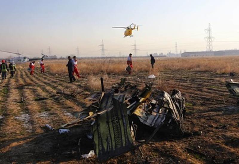 Иран признался в неспособности расшифровать черные ящики сбитого Boeing