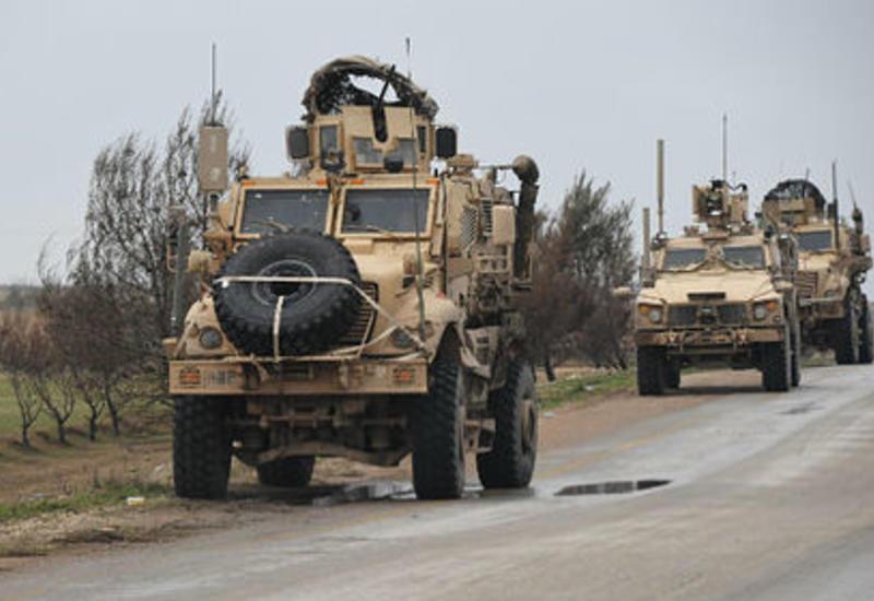 США отправили военную технику в Сирию
