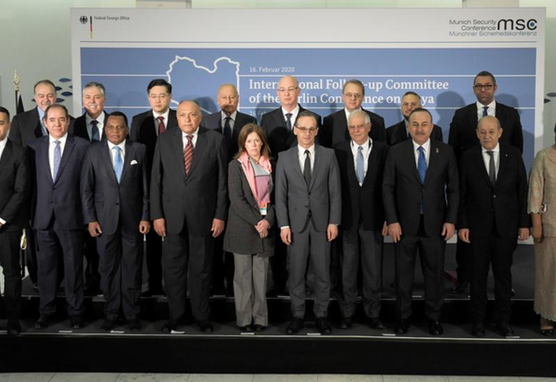 В Мюнхене учредили международный комитет по Ливии