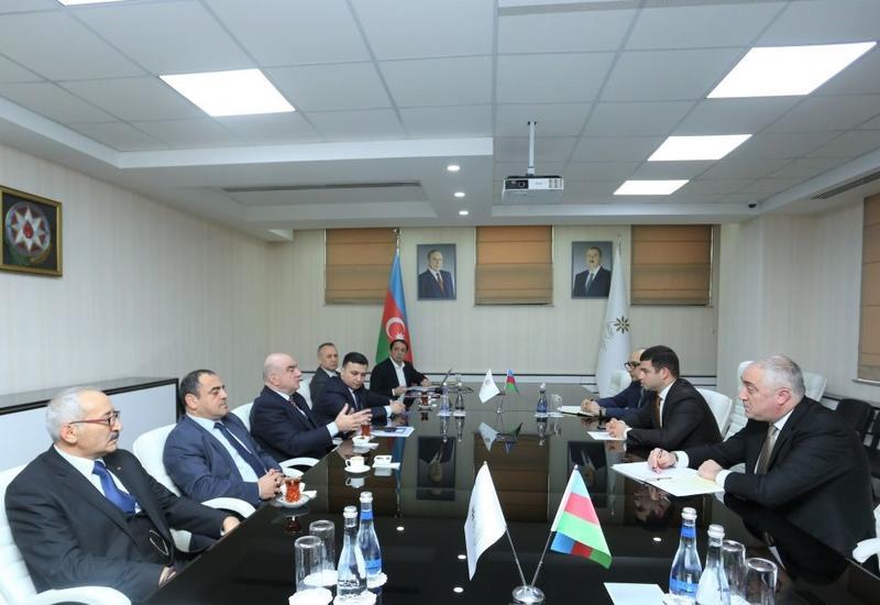 Субъекты МСБ Азербайджана и Турции могут реализовать совместные проекты