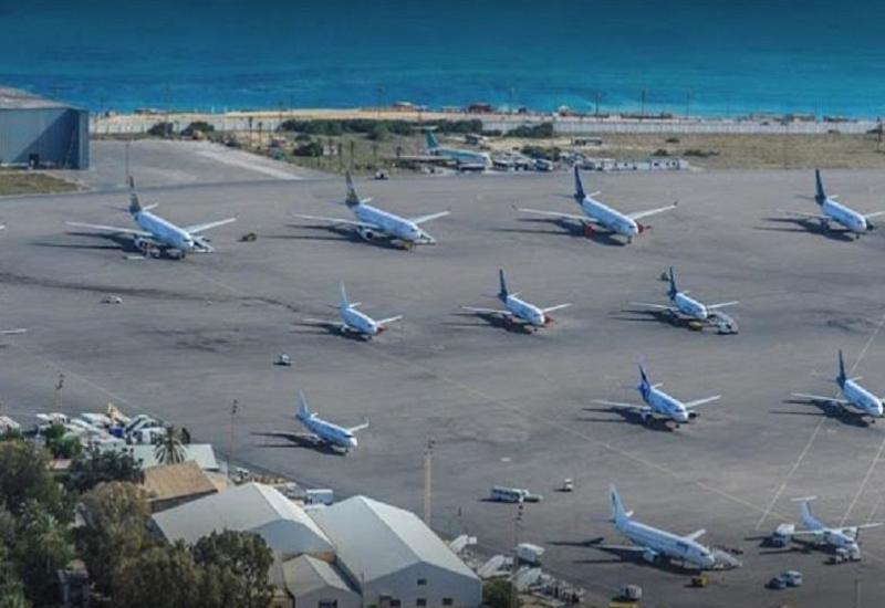 Международный аэропорт в Триполи приостановил работу из-за обстрела