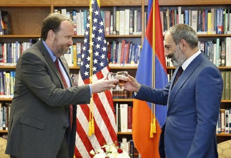 """США выделили деньги Армении на """"защиту от нападок и атак в интернете"""" со стороны России"""