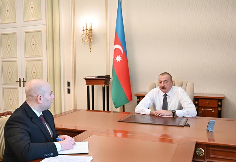 Президент Ильхам Алиев: Проделанная в последние годы в городе Баку работа, построенные мосты, дорожные развязки, возможно, не имеют себе равных