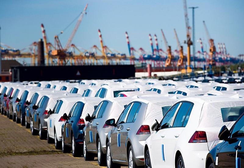 Азербайджан может импортировать меньше автомобилей из-за коронавируса