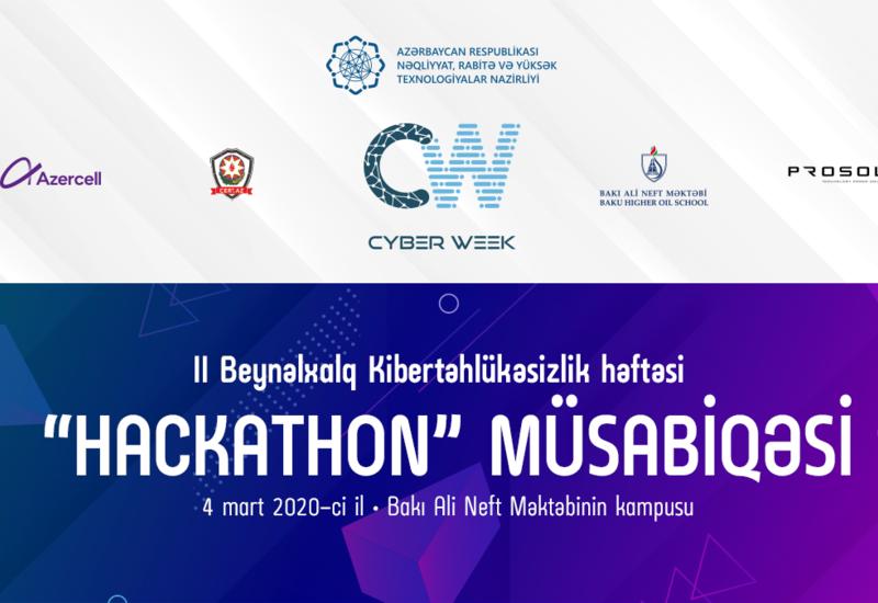 В Азербайджане началась регистрация на конкурс-хатакон по кибербезопасности