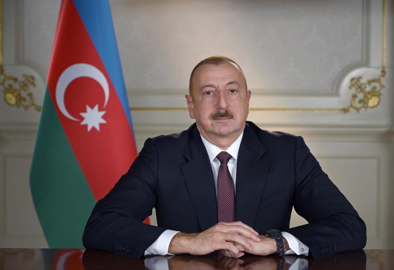 Президент Ильхам Алиев выделил средства на строительство новых мостов в Гядабеке