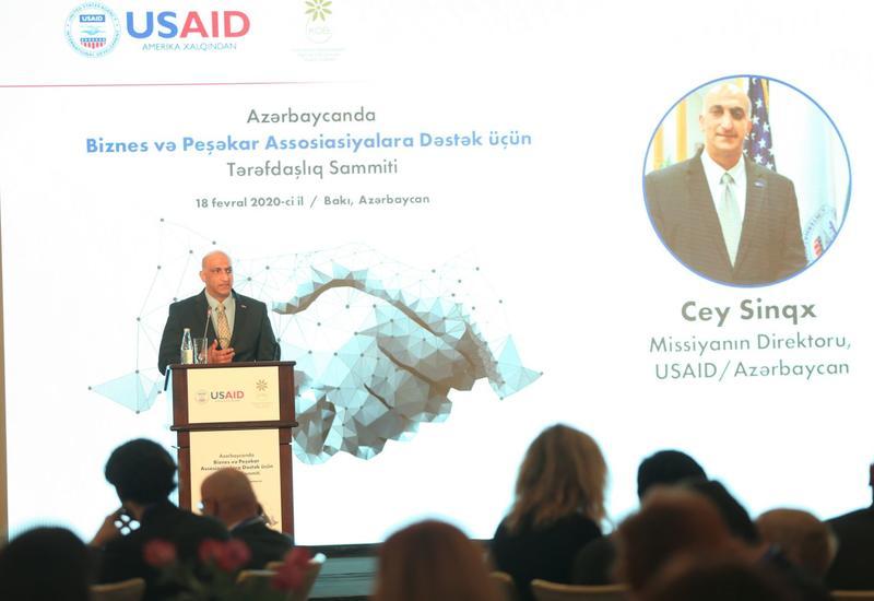 Агентство по развитию МСБ и USAİD выступили с новой инициативой по поддержке бизнес-ассоциаций