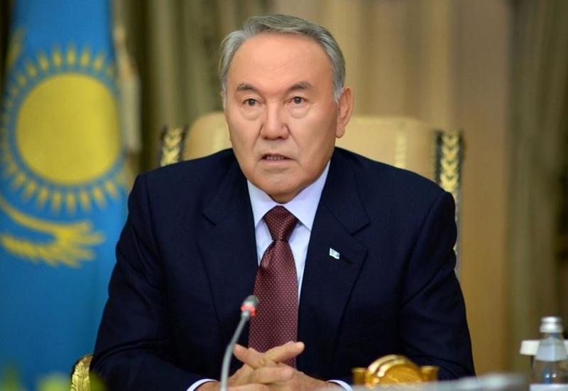 Нурсултан Назарбаев поздравил Президента Ильхама Алиева