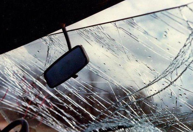 В Баку произошло тяжелое ДТП, погиб полицейский