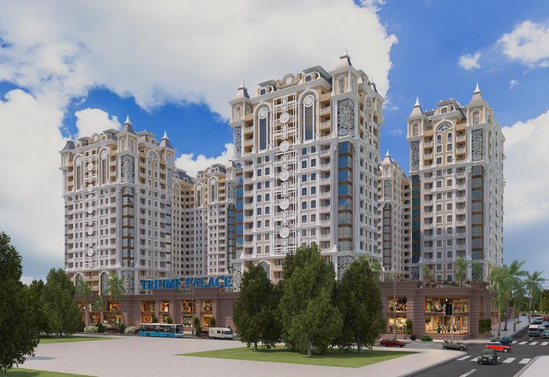 """Жилой комплекс """"Triumf Palace"""" предлагает улучшенные квартиры (R)"""