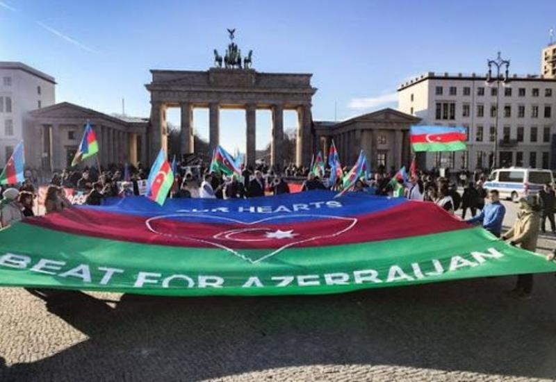 В Берлине пройдет Общеевропейский Карабахский митинг