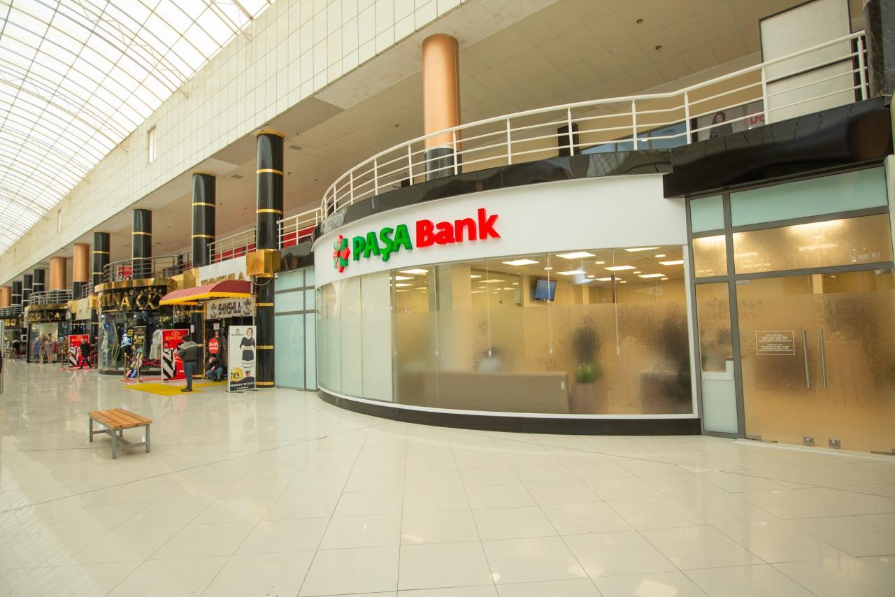 """PASHA Bank открыл отделение по обслуживанию МСБ в торговом центре """"Садарак"""""""