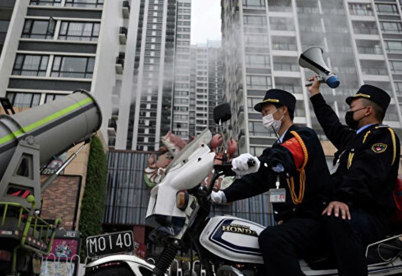Китай заявил о возможности передачи коронавируса через аэрозоль