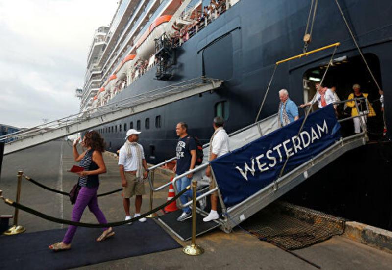Все пассажиры лайнера Westerdam покинули судно