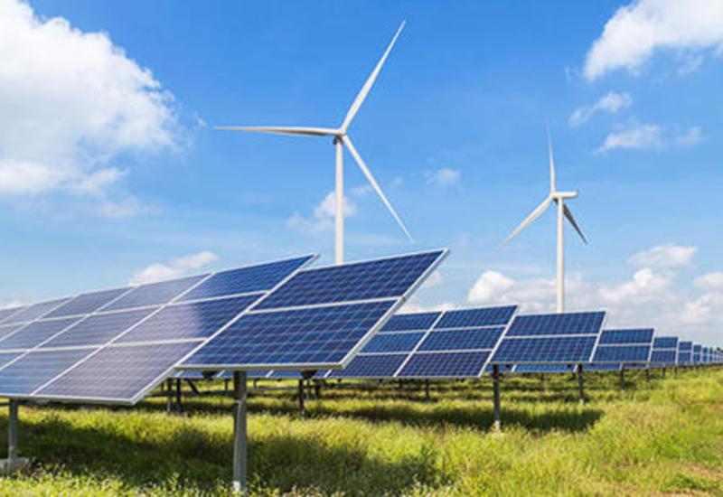Азербайджан увеличит долю возобновляемых источников в производстве электроэнергии