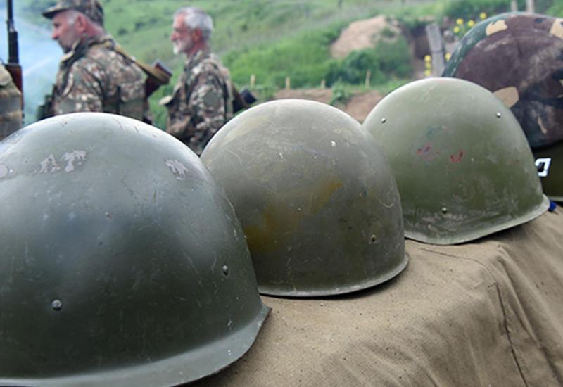 Очередная потеря в армянской армии