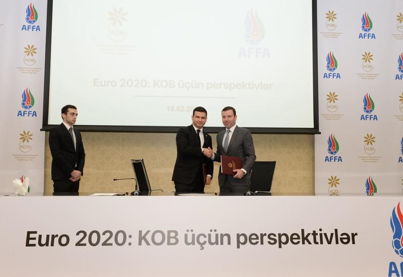 Агентство по развитию МСБ Азербайджана и АФФА подписали меморандум о сотрудничестве