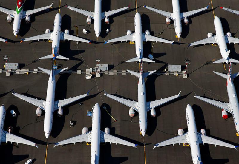 Boeing проверяет новые самолеты 737 MAX из-за мусора в топливных баках