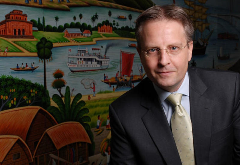 У Дании и Азербайджана большие перспективы сотрудничества в портовой индустрии
