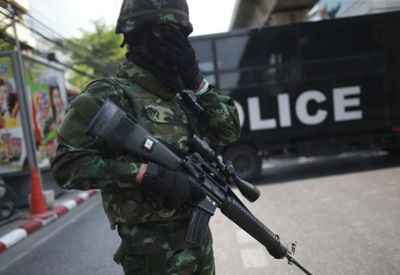 Полиция Таиланда задержала мужчину, устроившего стрельбу в ТЦ в Бангкоке