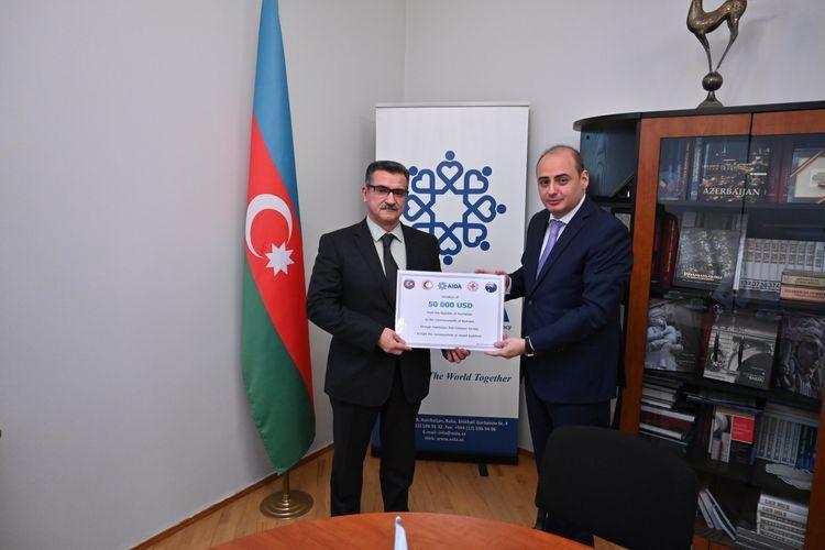Азербайджан выделил гуманитарную помощь Австралии