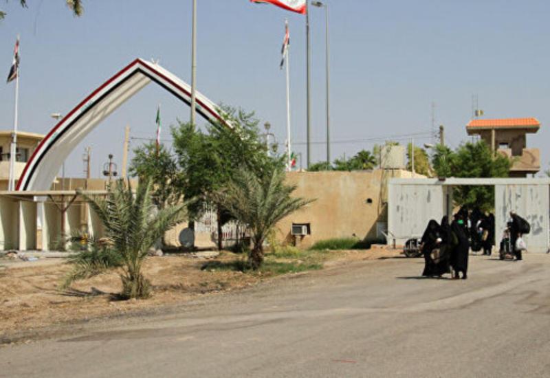Ирак закрыл КПП на границе с Ираном из-за коронавируса