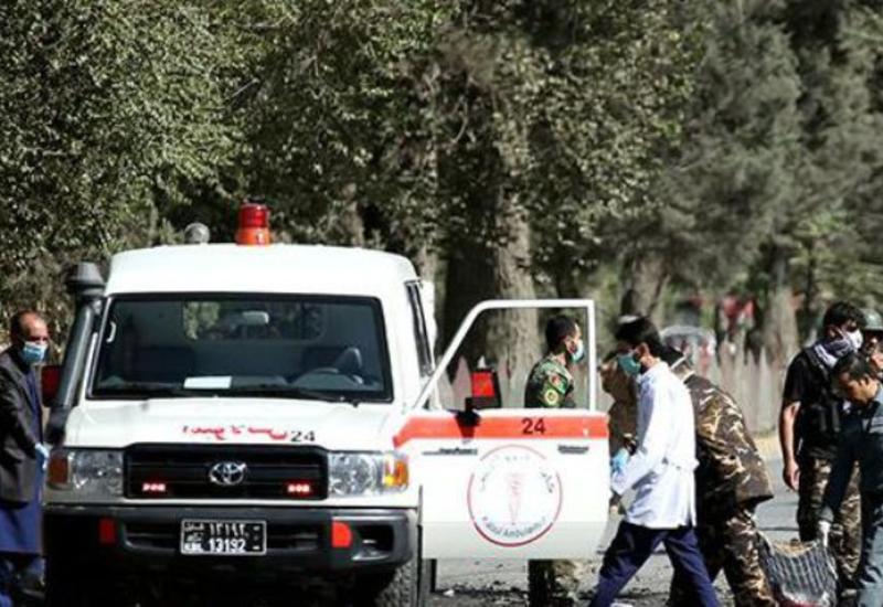 Взрыв в спортклубе в Афганистане, есть погибшие