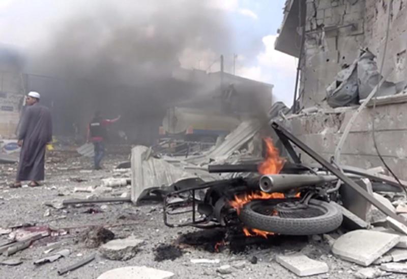 В результате авиаудара в Идлибе погибли турецкие военнослужащие