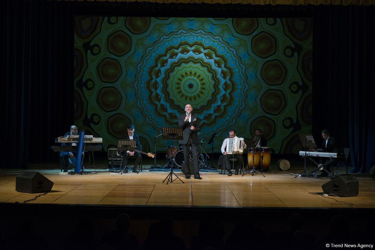 В Баку состоялся концерт народного артиста Ильгара Мурадова