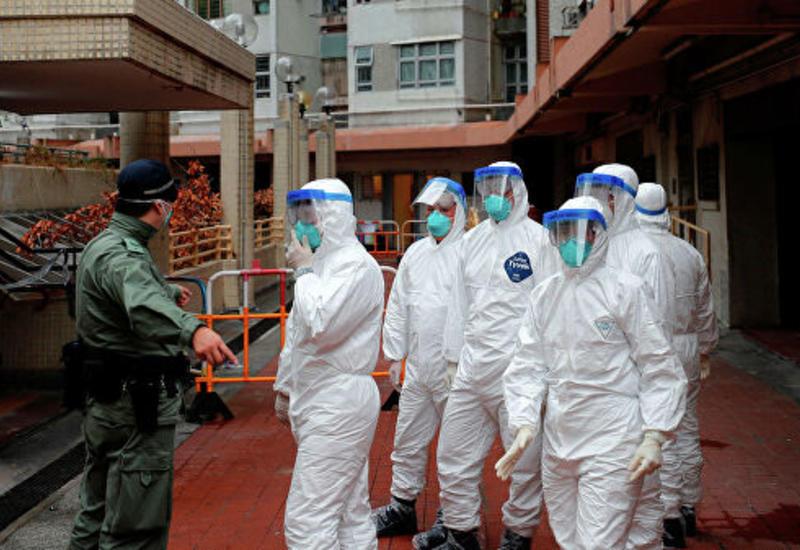 В тюрьме на востоке Китая выявили массовое заражение коронавирусом