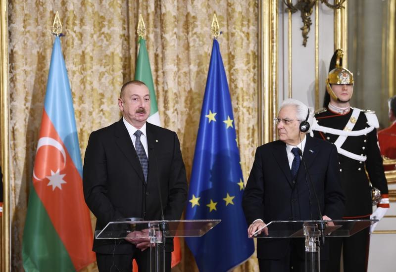 Визит Президента Ильхама Алиева в Италию показал, что Азербайджан расширяет свое влияние в регионе