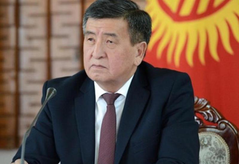 Глава Кыргызстана поздравил Президента Ильхама Алиева