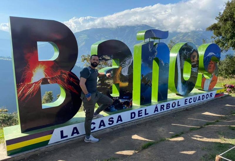 Фарид Новрузи посетил Эквадор и Перу в рамках 180-дневного путешествия вокруг света