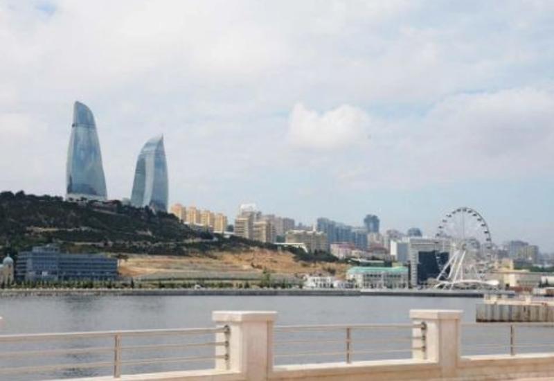 В Баку завтра будет теплее