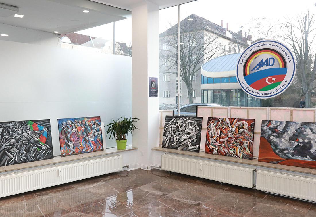 В Берлине открылась выставка, посвященная Ходжалинскому геноциду