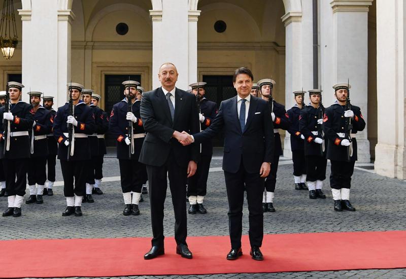 Визит Президента Ильхама Алиева в Италию еще больше укрепит позиции Азербайджана в Европе