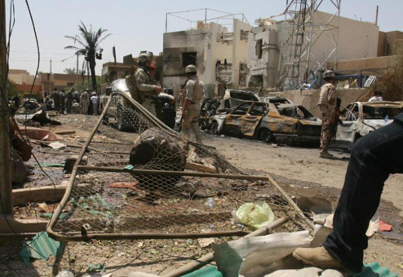 В Багдаде произошла серия взрывов
