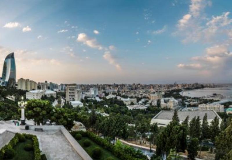 Завтра в Баку будет прохладно