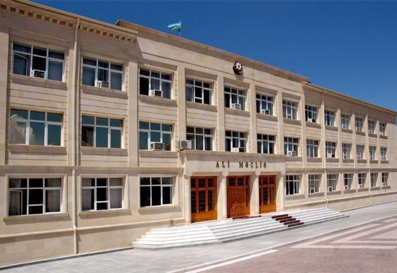 В Нахчыване будет созвана сессия Верховного меджлиса