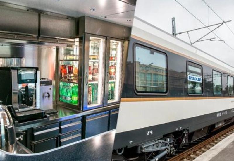 Добраться из Баку в Анкару можно будет на суперсовременном поезде