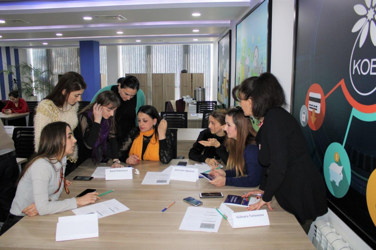 В Хачмазе приступил к работе Центр бизнес-инкубации