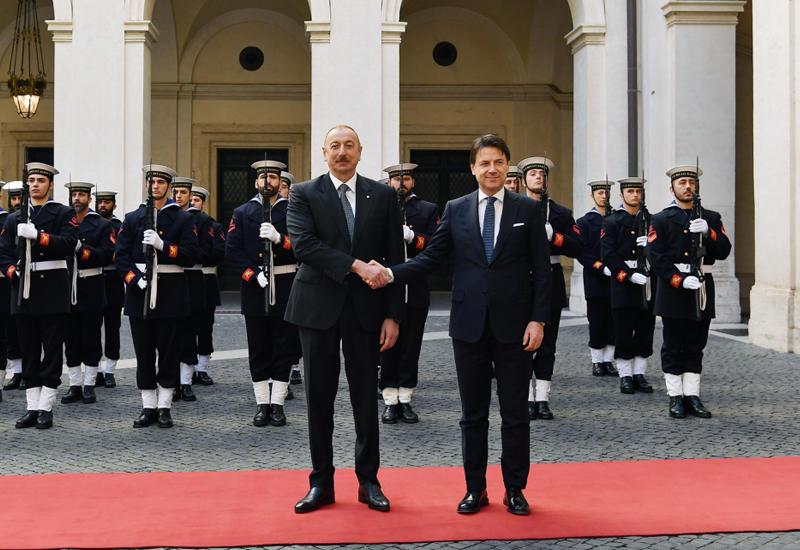 Визит Президента Ильхама Алиева в Италию станет знаковым с точки зрения развития двусторонних отношений